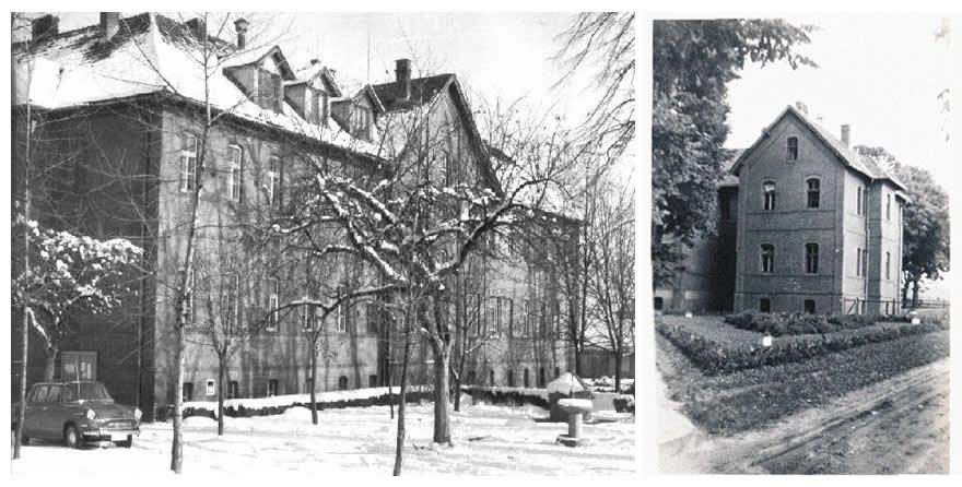 Bolnica Virovitica - stara zgrada