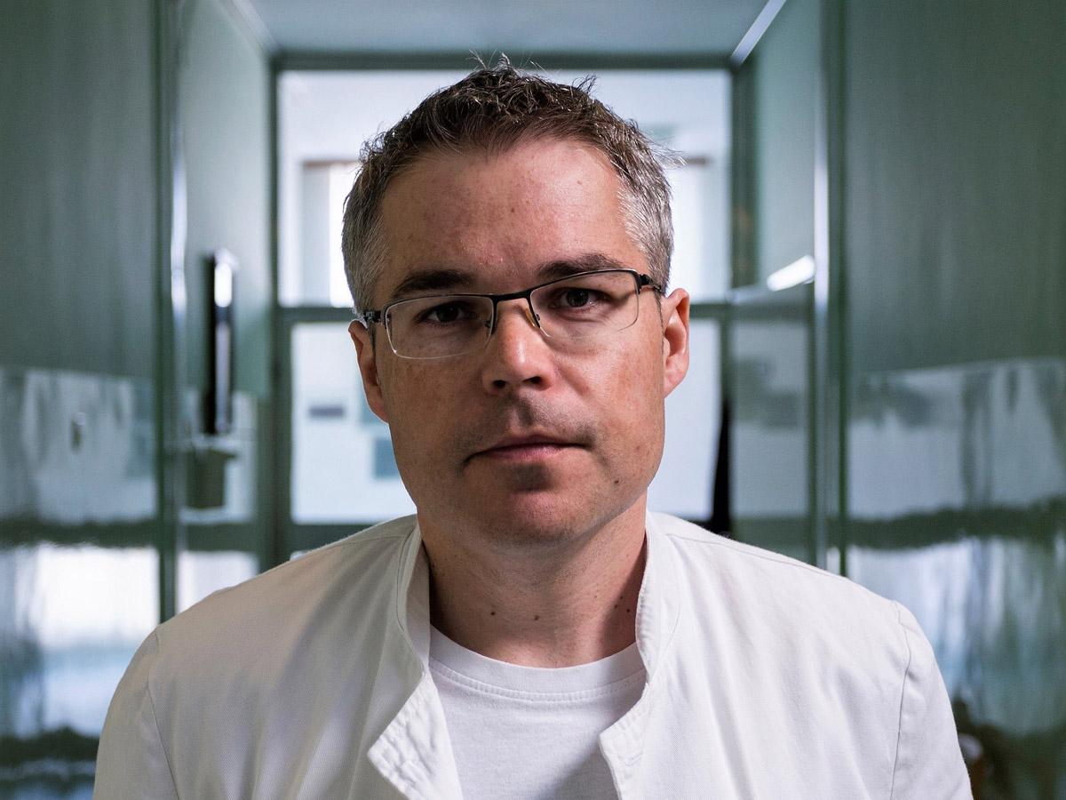 Dejan Gladović, dr.med., spec. infektolog