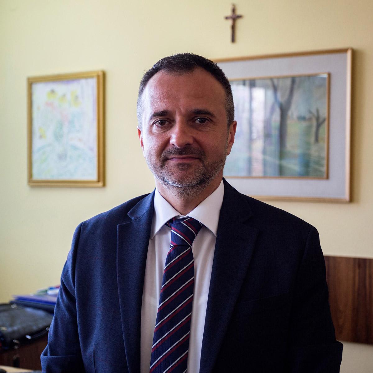 Dinko Blažević, dipl.oec.