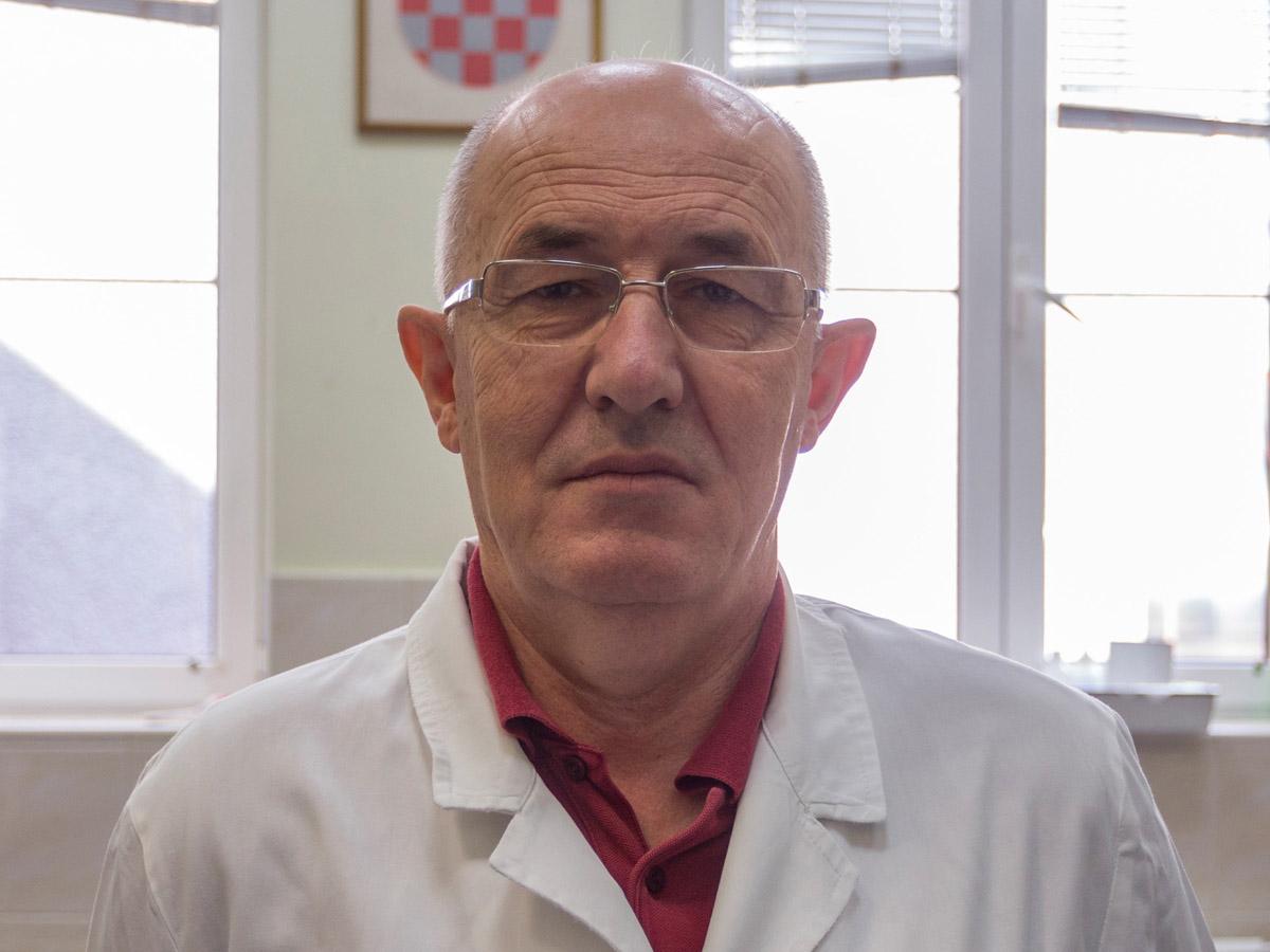 mr.sc. Ivica Babić, dr.med. subspec. pulmolog
