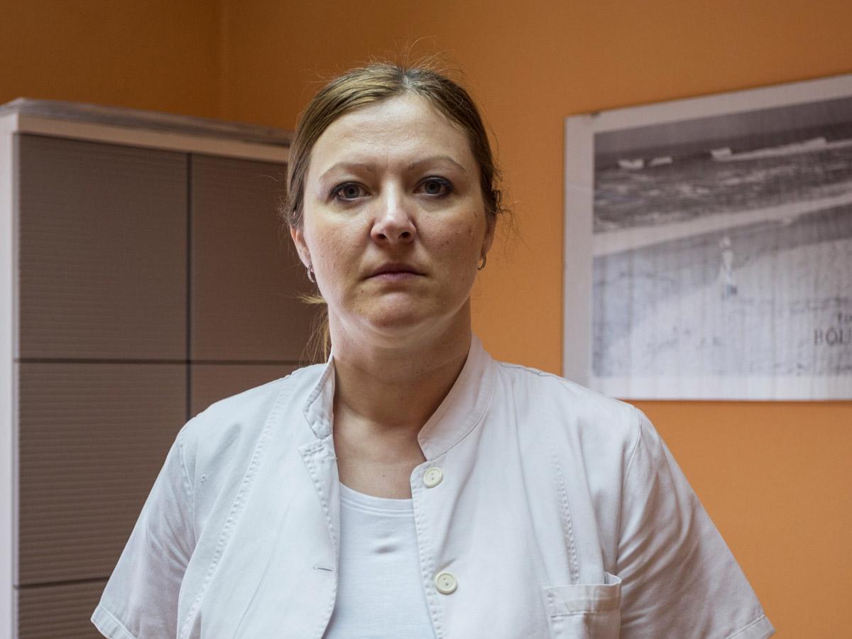 Marija Abalić, dr.med., spec. kliničke citologije
