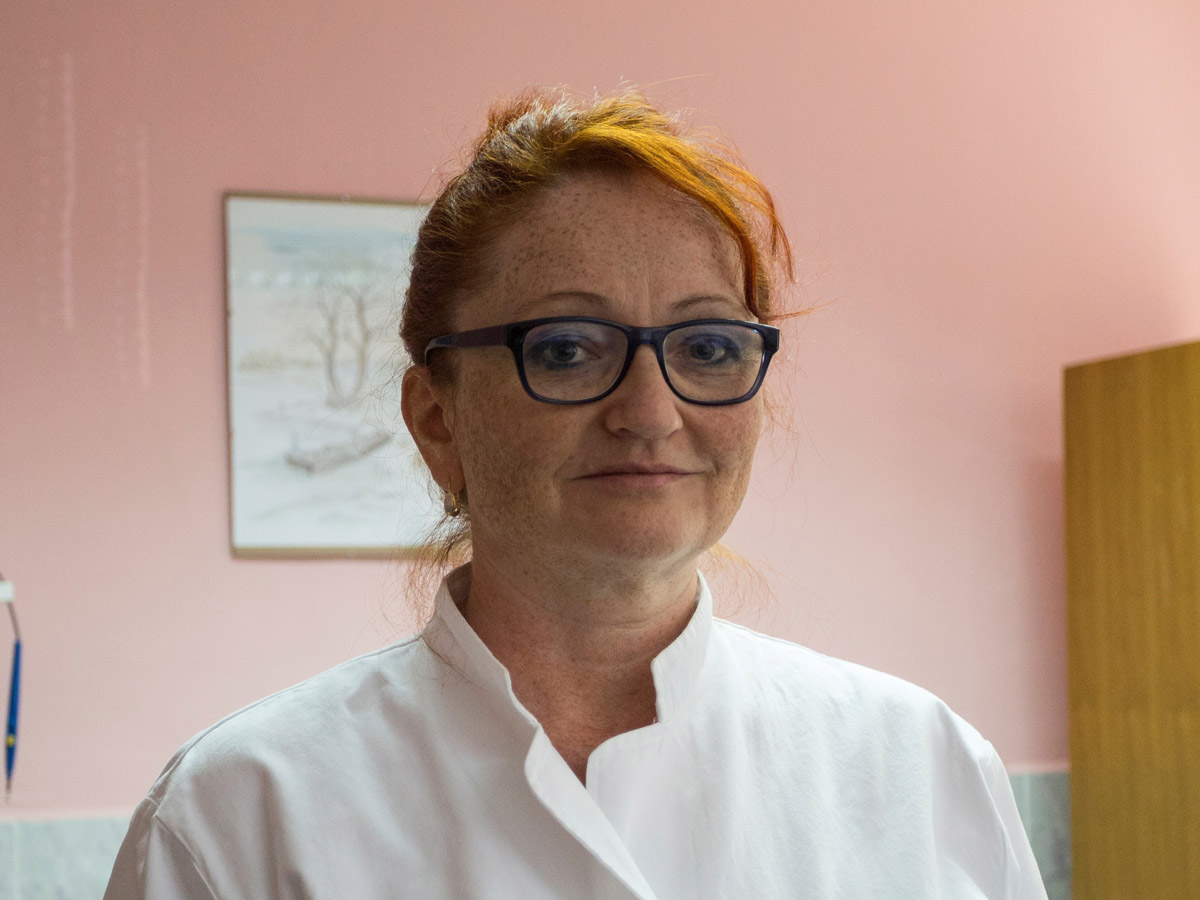 Stela Žukina, dr.med., spec. dermatologije i venerologije